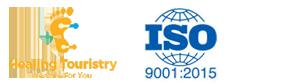 Healingtouristry - Logo