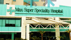 Max Superspeciality Hospital Saket