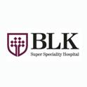 BLK Hospital - logo