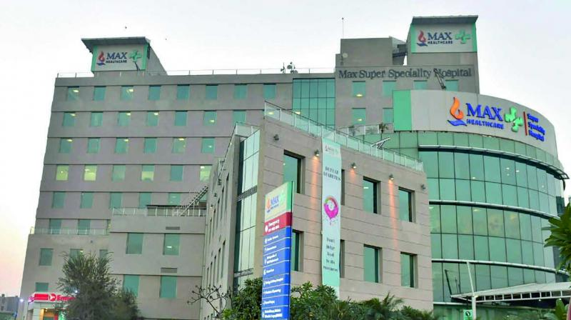 Max Super Speciality Hospital Shalimar Bagh